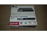 LG BP325 Bluray Player (BNIB)