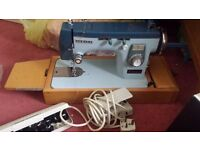 Jones new home sewing machine model number 577