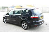 2010 FORD S MAX DIESEL 7 SEATS LOW MILEAGE CAR