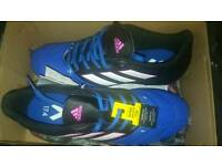 Adidas Mens Blue Blast Football Boots- Size 7.5