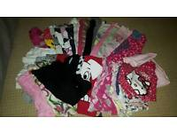 Large bundle of girls clothes age 5-6