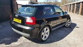 Audi s3 Quattro, fully loaded, 13service stamps