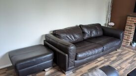 3 and 2 seater sofa with footrest collection 2