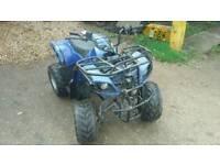 110 cc quad 3 forward and reverse