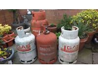 Gas Canisters Cans Calor etc For Sale