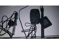 Juwel 200 watt heater..and nano 25 watt heater