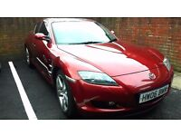 Mazda RX-8 Evolve edition is priced at £2300