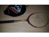 Dunlop McEnroe Junior Retro Tennis Racquet For Sale