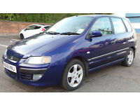 2005 55 MITSUBISHI SPACE STAR 1.6 EQUIPPE AUTO (CHEAPER PART EX WELCOME)