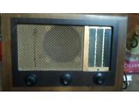 Gec value radio