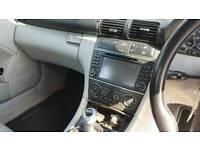 Mercedes benz c180 full leather interior
