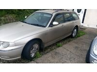 2002 rover 75 diesel automatic