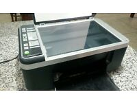 HP Desktop F4180 Printer with scanner
