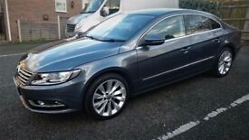 Volkswagen CC 2.0 TDI BlueMotion Tech GT 4dr In very good condition, Full Service History