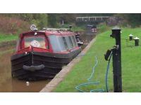 Narrow Boat For Sale : Springer 38