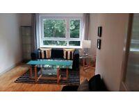 1 bedroom furnished flat in Hyndland