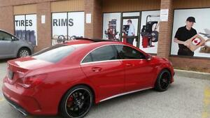Mercedes Benz Special Edition507 Wheels/Rims on Sale $799(TAX IN)