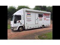 Iveco Race Lorry / Motorhome 4 berth 7.5 Tonne