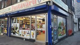 Retail shop with basement on busy Holloway Road