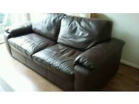 3 SEATER LEATHER SOFT