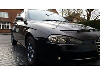 Alfa Romeo 147 1.9 JTDm 8v Lusso 5dr, 2007 (07 reg), full cream leather, Services history 9 stamps