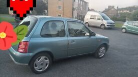 image for Nissan, MICRA, Hatchback, 2001, Manual, 998 (cc), 3 doors