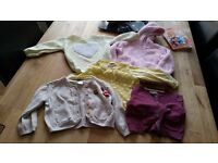 Baby girl clothes 9-12