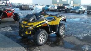 2010 Can-Am Outlander 800R EFI XT - PRICE REDUCED!