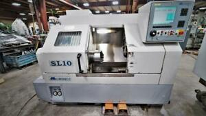 Used Milltronics SL-10 CNC Lathe Canada Preview