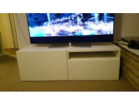 IKEA TV Unit in White TV Stand TV Table