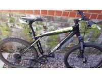 Gt mountain bike 19inch frame