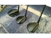 Set of Ben Ross golf clubs