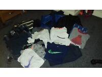 Bundle of boys clothing age 11 -13