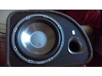Fli Trap FT12A-F5 1000 Watts Car Subwoofer