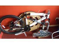 Mountain bike. Foxter. 26inch frame