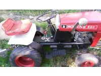petrol engine 13,0hp for countax and bolens tractor 850 ready to go