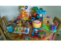 Huge baby toy bundle fisher price vtech thomas the tank lamaze