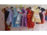 Children's dressing up costumes