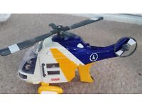 Imaginex helicopter