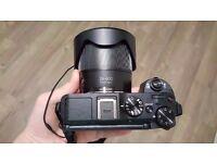 Canon PowerShot G3X Digital Camera, with Original hood,filter adapter,24-600mm ,rx10