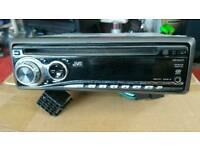 JVC KD G431 Car Cd radio.