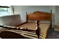 Kingside bed