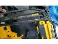 Dewalt nail gun+drill