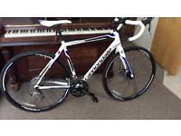 Cannondale Synapse Alloy Tiagra Disc 2015 Road Bike - mint condition