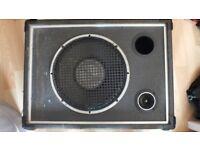 squire professional p.a. loudspeaker 8 OHMS