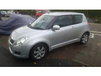 Suzuki, SWIFT, Hatchback, 2010, 1328 (cc), 3 doors - For parts or project, needs gearbox repaired