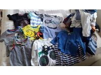Boys clothes size 1.5-2