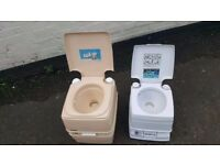 CHEMICAL PORTA POTTI TOILET , CAMPER, BOAT ,MOTHER IN LAW, XMAS IS COMING !!