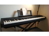 Yamaha P-45B Digital Piano in excellent condition