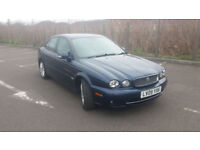 2009(09)JAGUAR X TYPE S 2.0 DIESEL MET BLUE,FACELIFT MODEL,BIG MPG,CLEAN CAR,GREAT VALUE